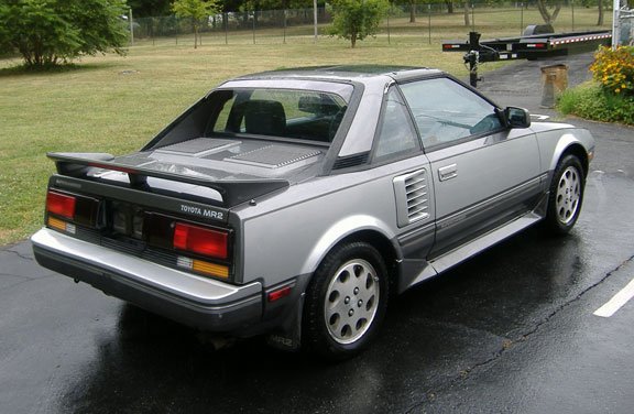 1989 Mr2 Supercharged For Sale Stock 081008