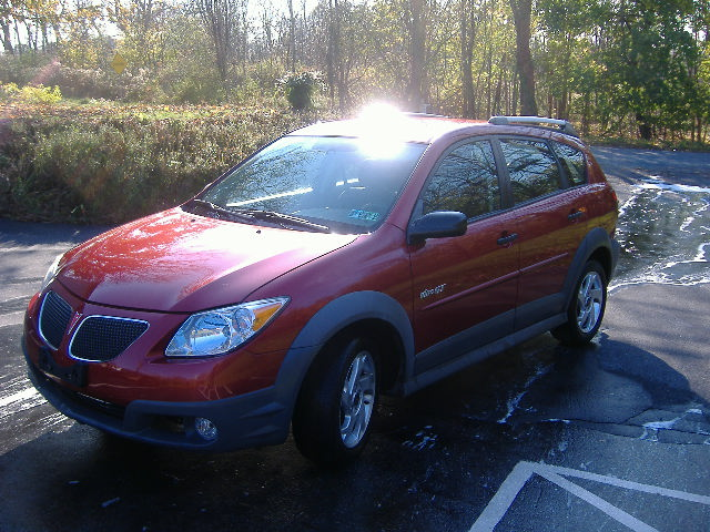 pontiac vibe 6 speed manual transmission